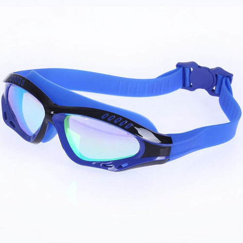 BeachWearPlus® Sporty Silicone Plating Goggles