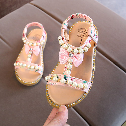 BeachWearPlus® Summer Pearl Sandals
