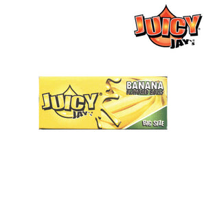 Juicy Jay's Banana 1 1/4 Size