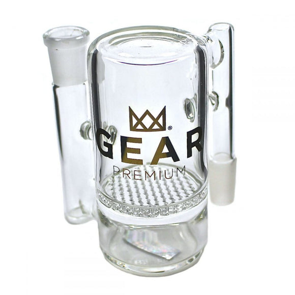 GEAR 90 Degree Honeycomb Perc Ash Catcher