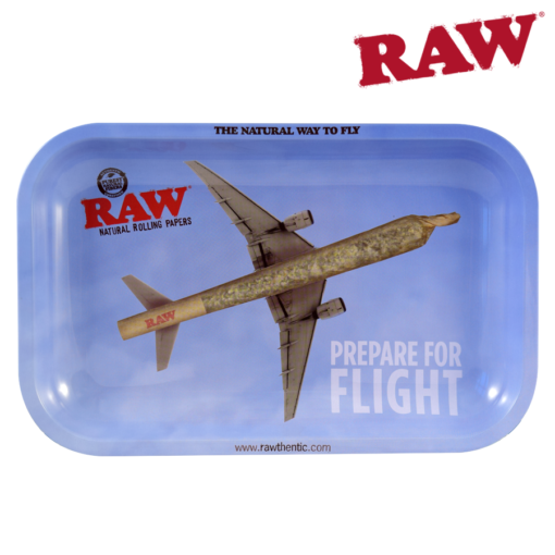 RAW High Flying Rolling Tray