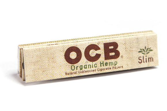 OCB Organic King Size With Filter Tips