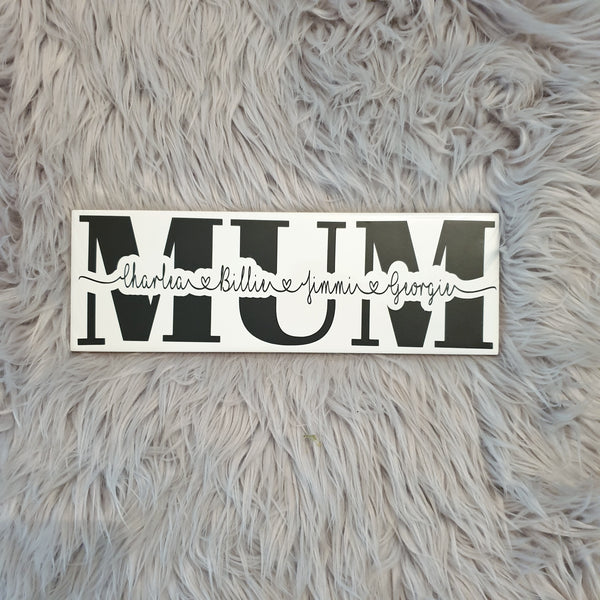 Parent or Aunty/Uncle Through Design | Ceramic Tile