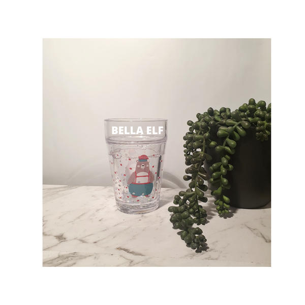 Personalised #2 | Glitter cup