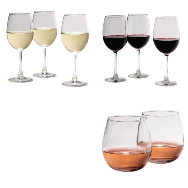 Sip Sip Hooray | Wine Glassware