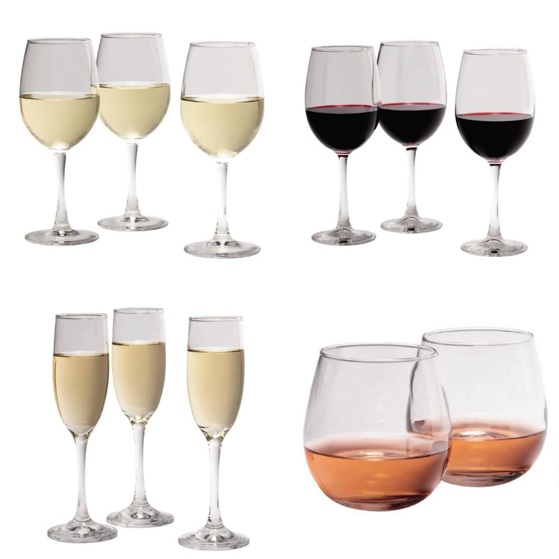 Classic | Wedding Wine Glassware