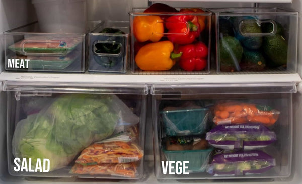 Fridge Labels | Organisation