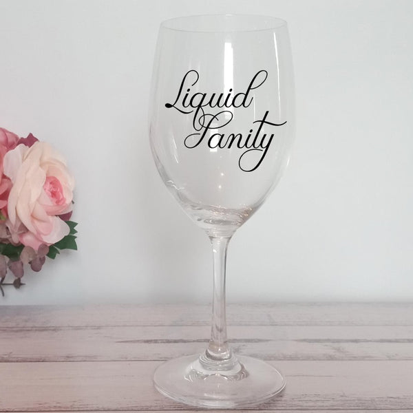 Liquid Sanity | Wine Glassware