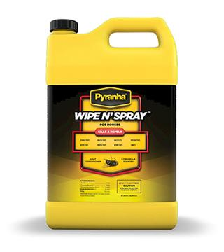 Pyranha - Wipe & Spray RTU - gal.