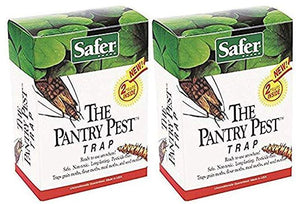 Safer - Trap - Pantry Pest - 2 pack