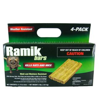Ramik Green - Bait Bars - 16 oz - 4/pk
