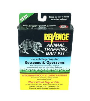 Revenge - Trap Bait Kit for Racoon & Opossums