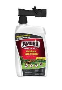 Amdro - Quick Kill Lawn and Landscape Insect Killer RTS Hose End Conc. - qt.