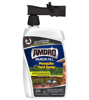 Amdro - Mosquito Yard Treatment - 32 oz. RTS Hose End Conc.