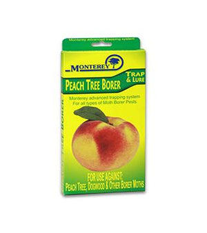 Monterey - Peach Tree Borer Trap and Lure - 2pk
