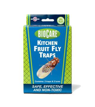 Biocare - Fruit Fly Trap - 2 pk