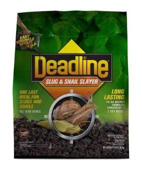 Deadline - Mini Pellets - Slug and Snail -3 lb.