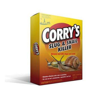 Corry's - Slug and Snail Killer - Pet Safe Bait Pellets - 1.75 lb.