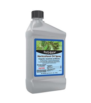 Fertilome - Horticultural Oil Spray - Concentrate - pt. ( 5940465 )