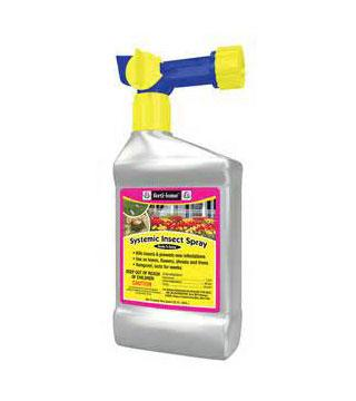 Fertilome - Systemic Insecticide Spray Concentrate - pt.