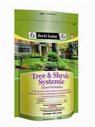 Fertilome - Tree and Shrub Systemic Insect Granules - 4 lb.