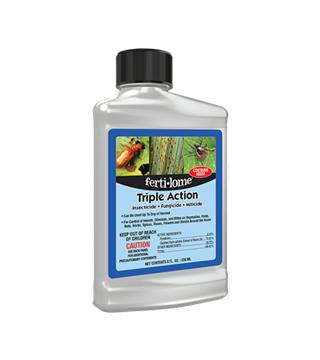 Fertilome - Triple Action - Concentrate - 8 oz.