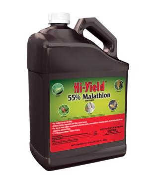 Hi-Yield - 55% Malathion - Concentrate - 1 gal.