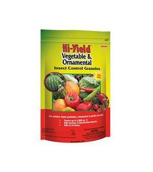 Hi-Yield - Vegetable and Orn. Insect Control Granules - 4 lb.