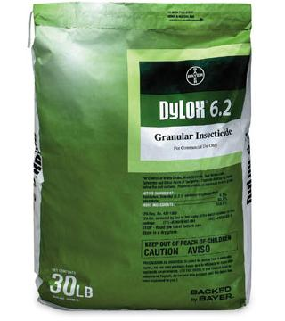 Bayer - Dylox 6.2G Insecticide - 30 lb