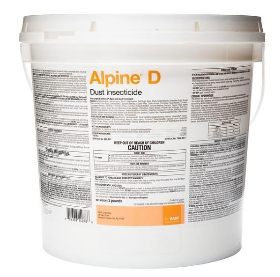 BASF - Alpine Insecticide Dust - 3 lb
