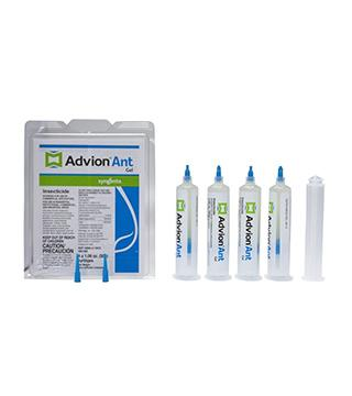 DuPont - Advion Ant Gel Syringes - 4 x 30 g /pack