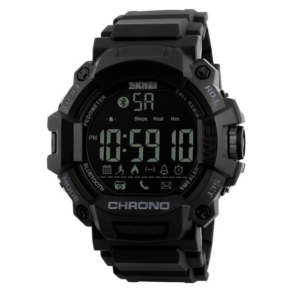 SKMEI 1249 Waterproof  Alarm Bluetooth Sports Watch - WooTech Online Shopping
