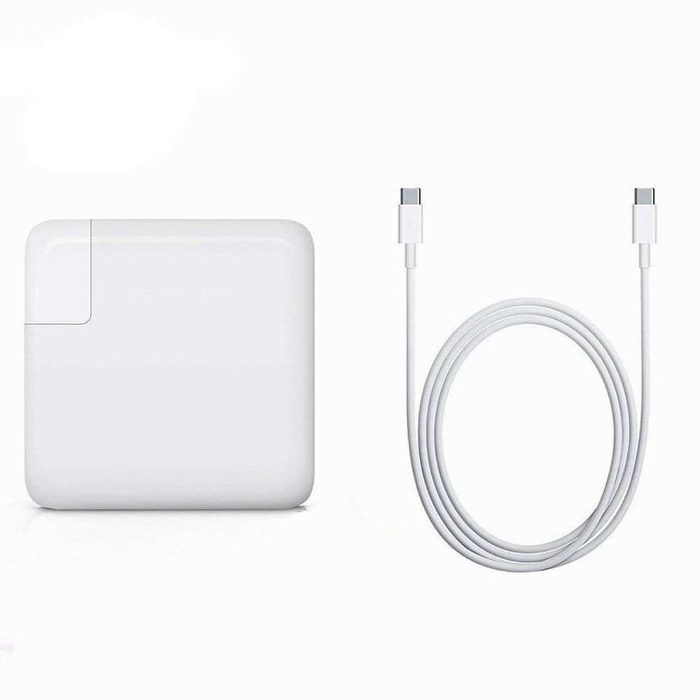 Replacement Macbook Charger Power Adapter - 87W USB-C - WooTech Online Shopping