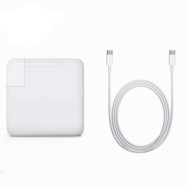 Replacement Macbook Charger  Power Adapter - 61W USB-C - WooTech Online Shopping
