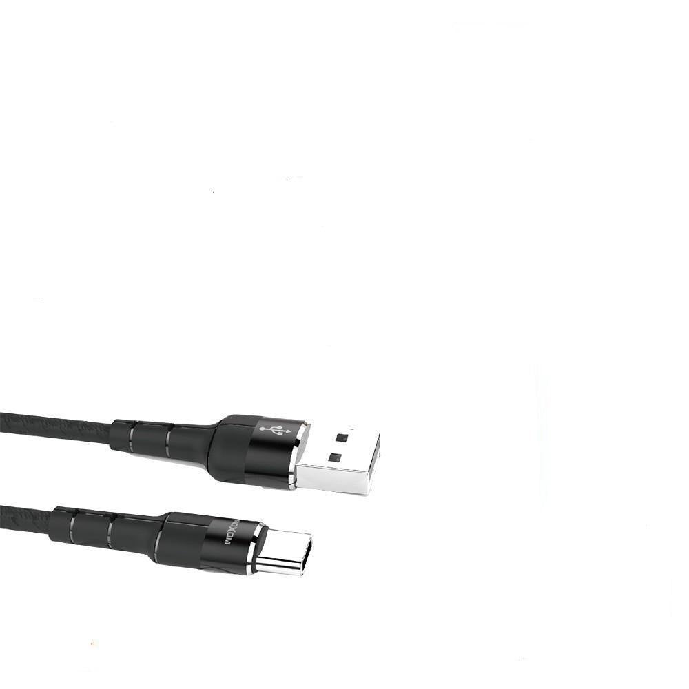 moxom grid cable cc-73 black - WooTech Online Shopping