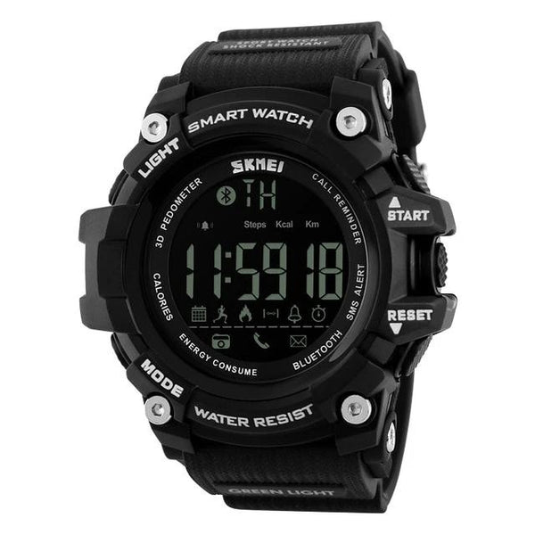 SKMEI 1227 Waterproof  Alarm Bluetooth Sports Watch - WooTech Online Shopping