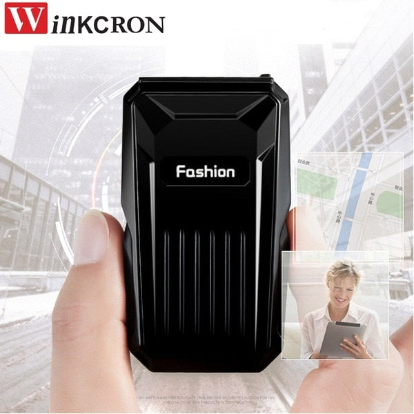 Vehicle GPS Tracker Waterproof Mini GPS /GSM GPRS Rechargable Tracking System Powerful Magnet