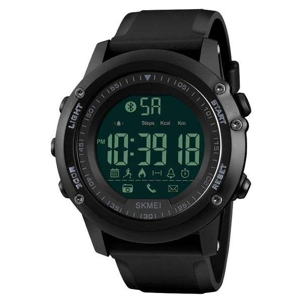 SKMEI 1321 Waterproof  Alarm Bluetooth Sports Watch - WooTech Online Shopping