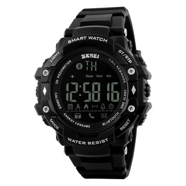 SKMEI 1226 Waterproof  Alarm Bluetooth Sports Watch - WooTech Online Shopping
