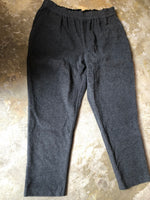 Porter Classic CASHMERE CROPPED PANTS