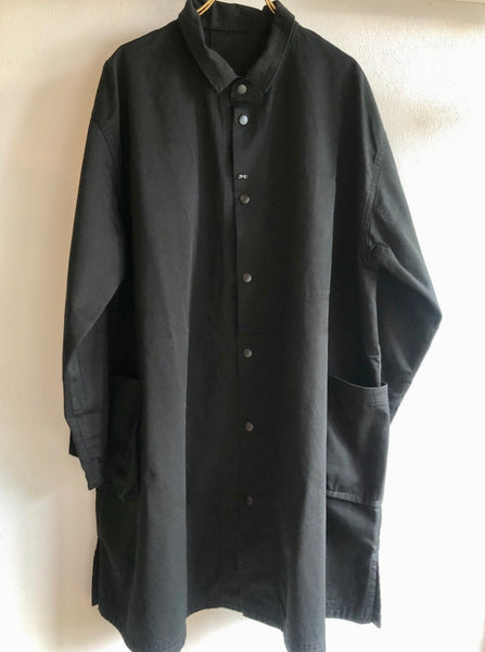 PORTER CLASSIC  CHINO SHIRT COAT