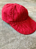 Porter Classic HAPPY RED BASEBALL CAP
