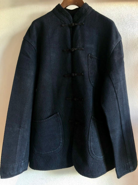 PC KENDO CHINESE JACKET (DARK NAVY)