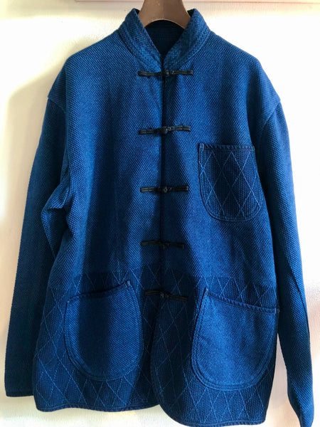 PC KENDO CHINESE JACKET (BLUE)
