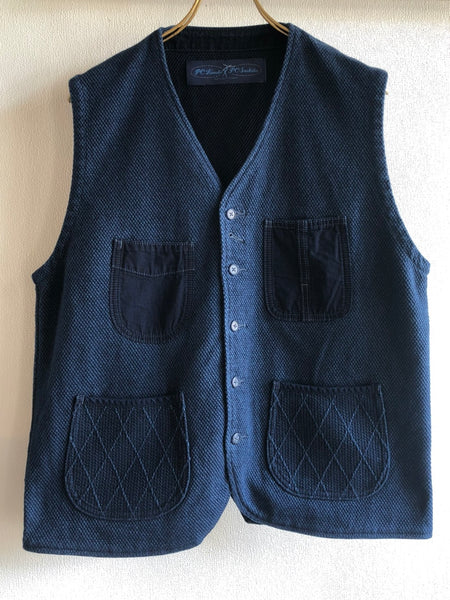 PC KENDO VEST (BLUE)