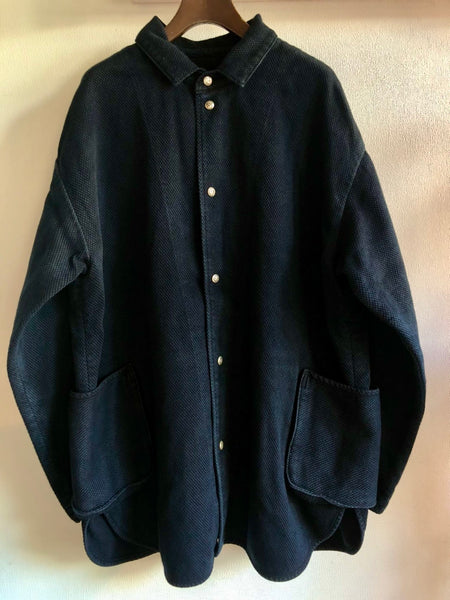PC KENDO SHIRT JACKET W/SILVER BUTTONS