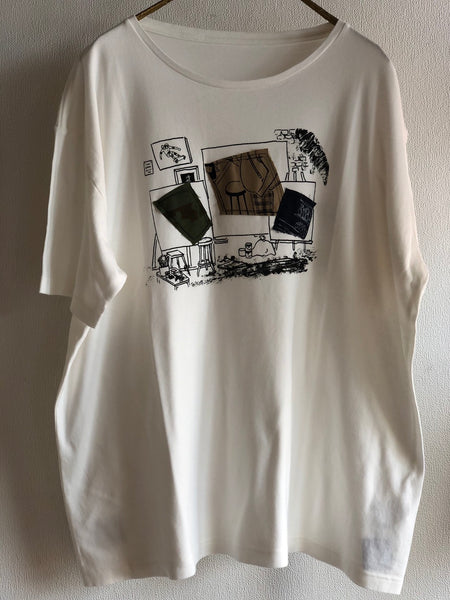 Porter Classic T-SHIRT / PATCHWORK ATELIER ポータークラシック  Tシャツ