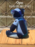 《the works》cashmere teddy bear