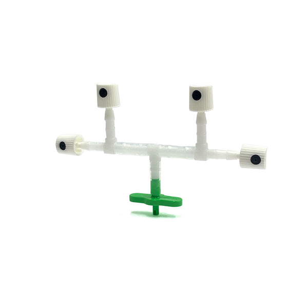 FADEBOMB 4 line adapter - GREEN