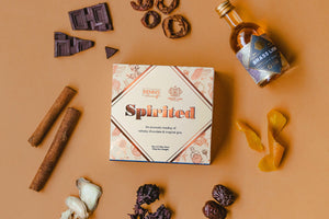 Spirited – Singapore Gin-spired Chocolate Bon Bon
